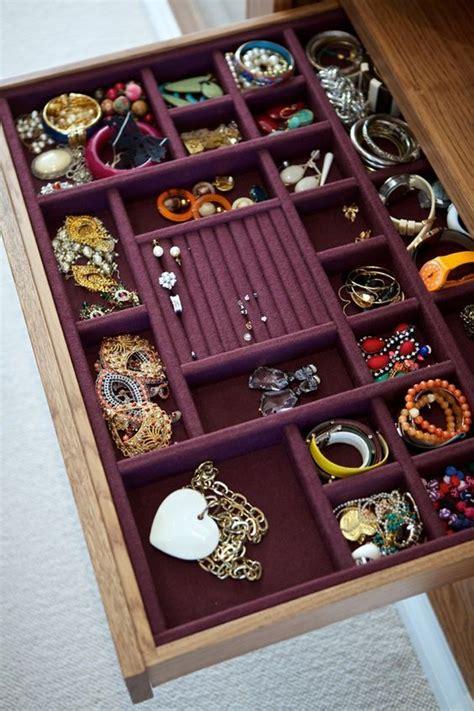 ranger ses bijoux inspirations pour ranger ses bijoux tellement plus