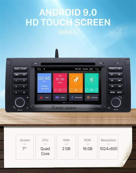 android  lecteur dvd de voiture pour bmw   avec