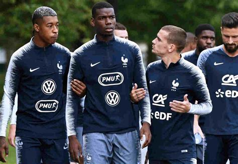 Fifa World Cup Team Analysis France Have Talent