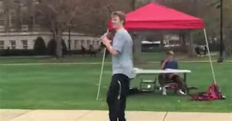 video alabama freshman qb mac jones throws  deep