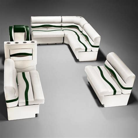 Green Pontoon Boat Seats by Pontoon Boat Seats Pg1595 Pontoonstuff