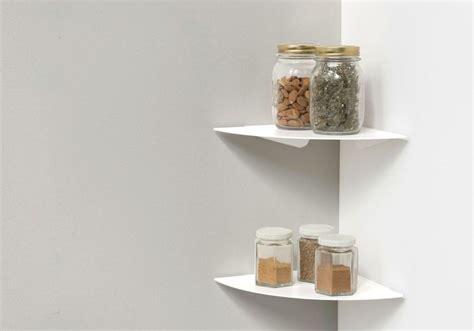 etagere angle cuisine étagère d 39 angle pour la cuisine teegolo 36 cm lot de 2