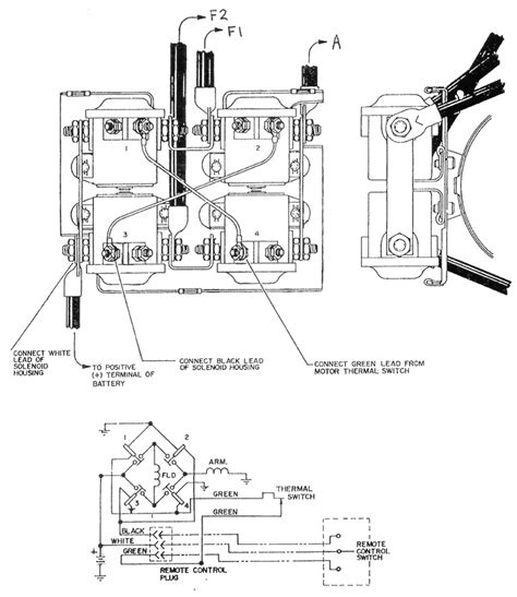 Warn Winch Wiring Diagrams Ncx