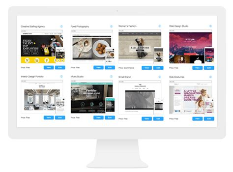 transferring template to new website wix how to create an impressive long scrolling website