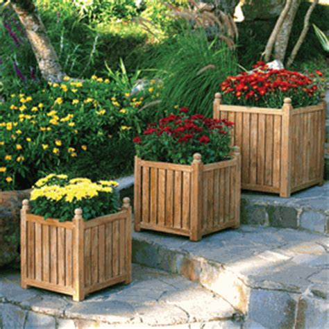 wooden flower boxes plans learn  adam kaela