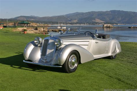 1937→1940 Horch 853a Sportroadster Supercarsnet