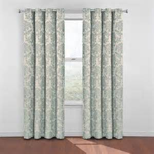 eclipse daria blackout curtain panel walmart com decor