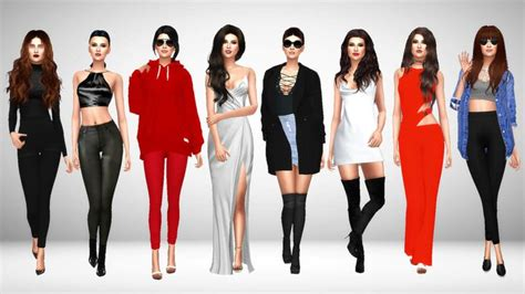 544 best about sims 4 cc on jumpsuits sims 3 and furniture