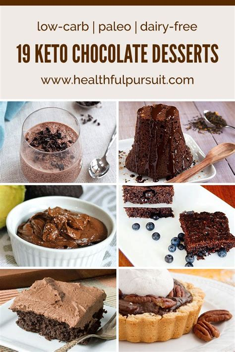 These sugar free treats are low carb desserts perfect for thm s dessert selection. No Sugar! Keto Chocolate Desserts #keto #lowcarb #highfat ...