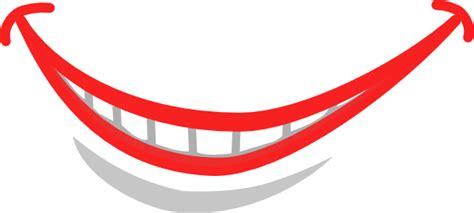 smile mouth teeth clip art  clkercom vector clip art