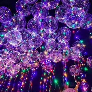 Led Ballon Lichter : 10 globos con luz led decoracion fiestas eventos especiales en mercado libre ~ Yasmunasinghe.com Haus und Dekorationen
