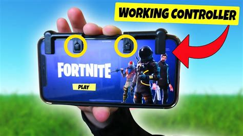 fortnite mobile working controller released  android