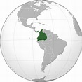 United States of Gran Colombia (Emancipation Map Game ...