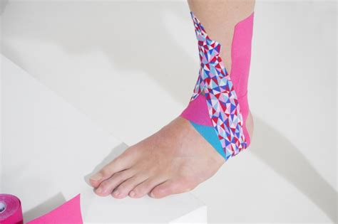 anleitung kinesio tapen  tape