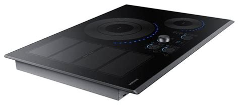 nzkug samsung appliances  induction cooktop black stainless steel airport home