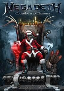 megadeth launch christmas card contest  metal shock