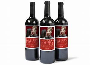 8 romantic custom photo gifts for valentine39s day cool With custom wine labels with photo