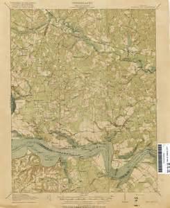 Historic Topographic Maps Virginia