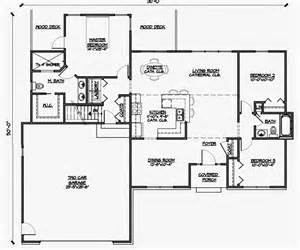 Spectacular Handicap Accessible House Plans by 3 Bedroom Wheelchair Accessible House Plans Universal