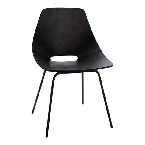 chaise tonneau chaise tonneau guariche en cuir et métal amsterdam