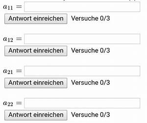 Eigenvektoren Berechnen : berechnung potenz einer matrix vereinfachen mathelounge ~ Themetempest.com Abrechnung