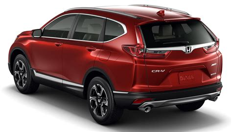 2017 Honda CR-V unveiled – new 190 hp 1.5L turbo engine ...