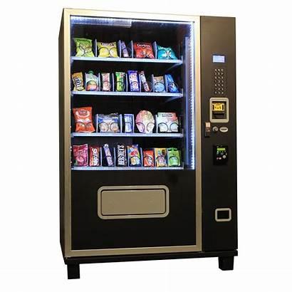 Vending Machine Snack Refrigerated Piranha Combo G432