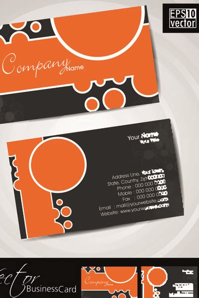 Car Wallpapers Free Psd Flyer Stock by Set Of Flyer Cover And Business Card Vector Free Vector In