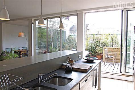 baie de cuisine cuisine ouverte c0325 mires