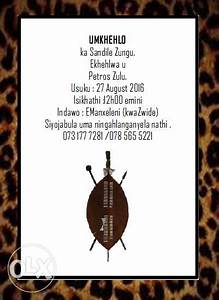 archive unique traditional wedding invite midrand o olxcoza With very traditional wedding invitations