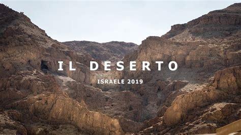 I DESERTI DI ISRAELE HD - YouTube
