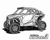 Polaris Utv Rzr Clip Xp1000 Rod Drawings Cars Cool Coloring Drawing Ryan Line Razor Clipart Vector Decal Sheets Graphic Visit sketch template