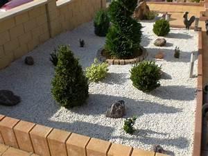 Cailloux Deco Jardin : jardin avec cailloux vous avez aim aidez nous en faisant connaitre l 39 article sur les ~ Melissatoandfro.com Idées de Décoration