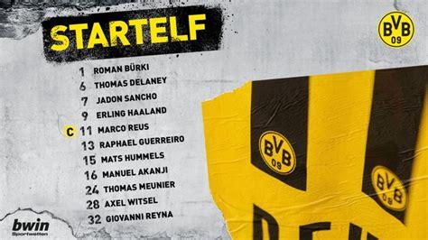 Leipzig 1 vs 3 Borussia Dortmund por la Bundesliga de Alemania