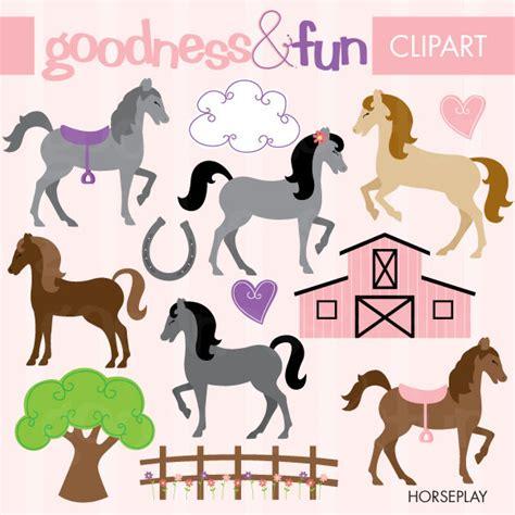 birthday clipart horse pencil   color birthday