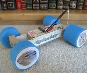 Mousetrap Car Science Project