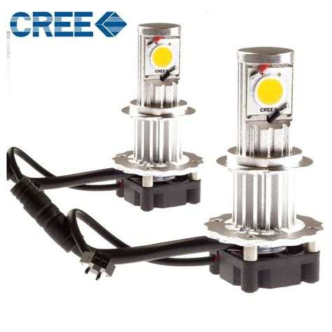 H7 Led L Canbus by Led La H7 30w Cree Chip Canbus