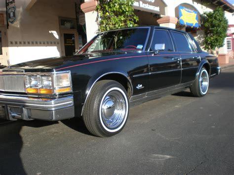Rauls1936olds's 1979 Cadillac Seville In Santa Maria, Ca