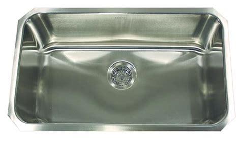 eljer stainless steel sinks nantucket 16 large single bowl kitchen sink