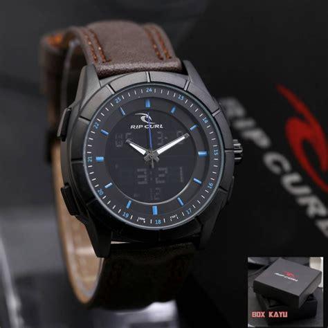 jual jam tangan ripcurl kulit 2time di lapak market place marketplacewatches