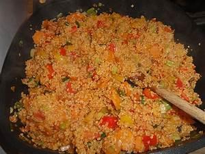 Bulgur Rezepte Vegetarisch : rote bulgur gem se pfanne von kathi82 ~ Lizthompson.info Haus und Dekorationen