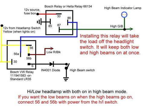 Pin Flasher Relay Wiring Diagram Google Search