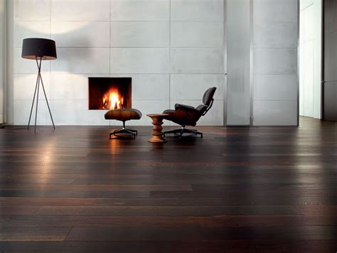 Dark Hardwood Floors  Creative Home Designer