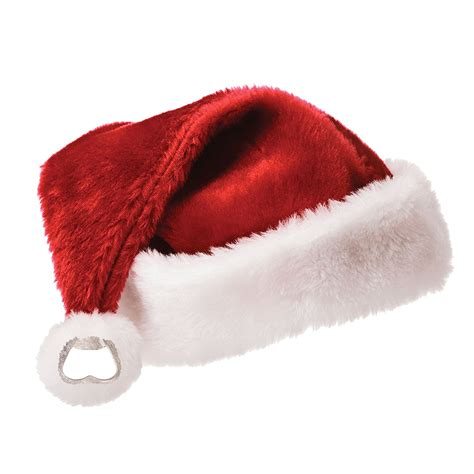 santa hat bottle opener the green head