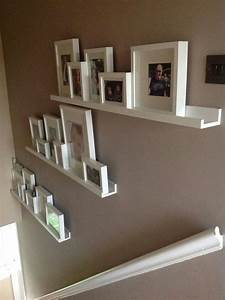Ikea Bilder Aufhängen : ikea ribba wandregal f r bilder ikea ideen wandr ~ Eleganceandgraceweddings.com Haus und Dekorationen