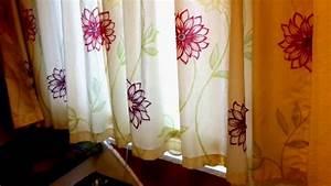 Seilzug Gardine Anbringen : gardinen aufh ngen vorh nge installieren gardine an gardinenschiene montieren vorhang anleitung ~ Markanthonyermac.com Haus und Dekorationen