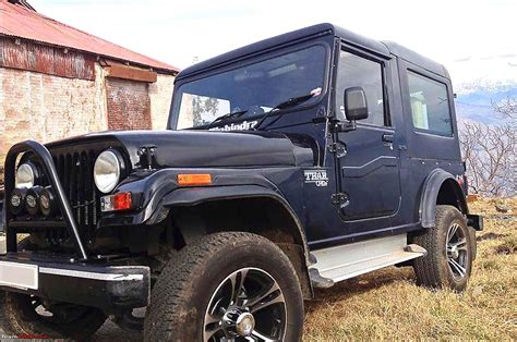 the most practical best looking hardtop mahindra thar