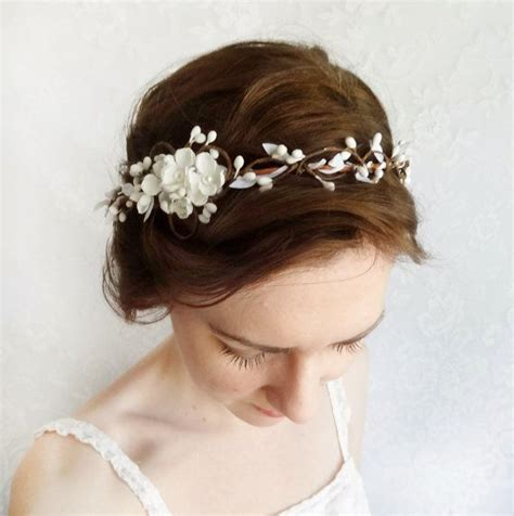 flower headpiece ideas  pinterest flower