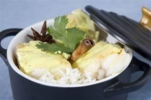 Riz Au Curry Japonais : recette de curry de lotte au riz basmati facile et rapide ~ Nature-et-papiers.com Idées de Décoration