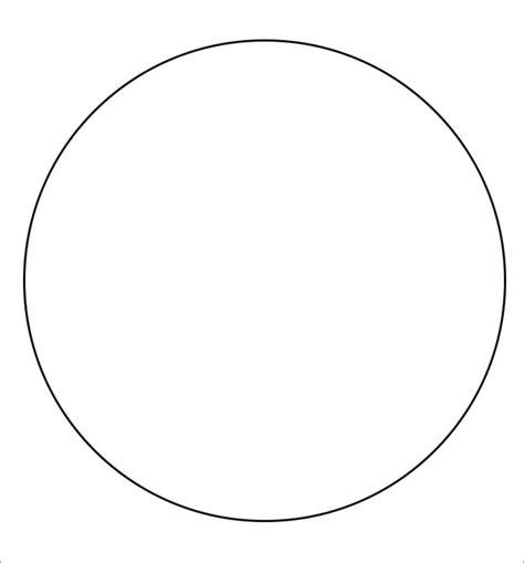 Circle Template Circle Template Printable Vastuuonminun